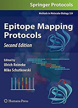 Epitope Mapping Protocols 9781934115176