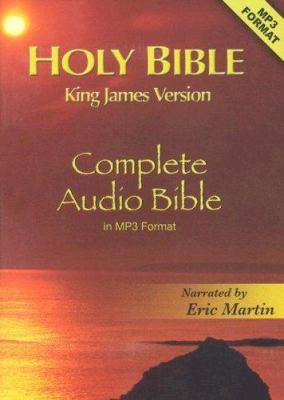 Eric Martin Bible-KJV 9781930034112