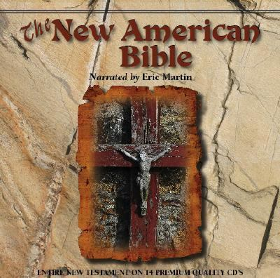 Eric Martin New Testament-Nab 9781930034204