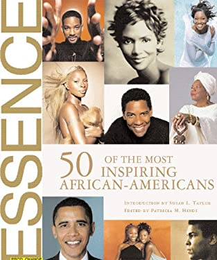 Essence 50 of the Most Inspiring African-Americans 9781933405292