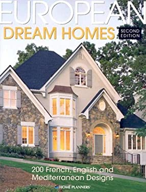 European Dream Homes 9781931131056