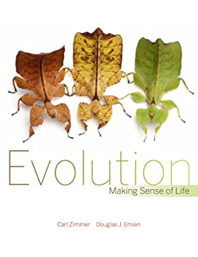 Evolution: Making Sense of Life 9781936221172