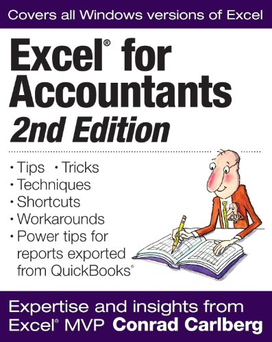 Excel for Accountants 9781932925265