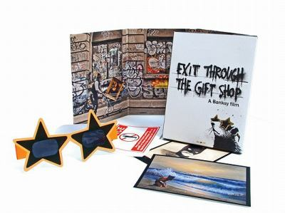 Exit Through the Gift Shop: A Film by Banksy 9781935202578