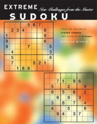 Extreme Sudoku 9781934287101