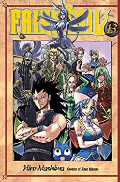 Fairy Tail, Volume 13 9781935429326