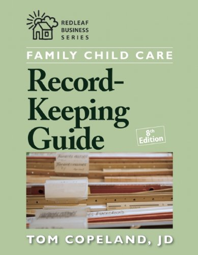 Family Child Care Record-Keeping Guide 9781933653891