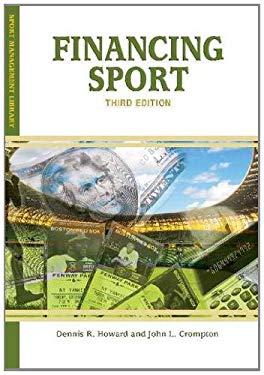 Financing Sport 9781935412427