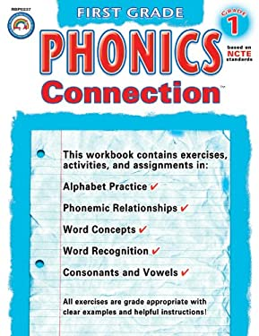 Phonics Connection, Grade 1 9781932210231