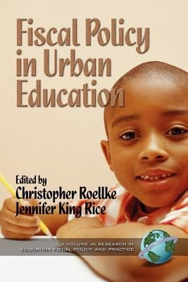 Fiscal Policy in Urban Education (PB) 9781931576147