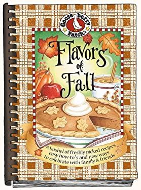 Flavors of Fall Cookbook 9781931890205