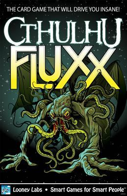 Fluxx Cthulhu Fluxx Single Deck 9781936112371