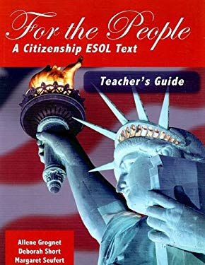 For the People: A Citizenship ESOL Text 9781934960158
