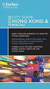 Forbes City Guide Hong Kong & Macau 7833250