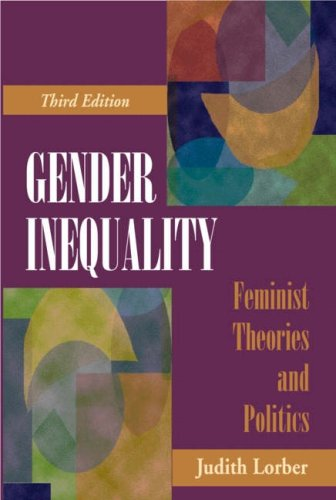 Gender Inequality: Feminist Theories and Politics 9781931719520
