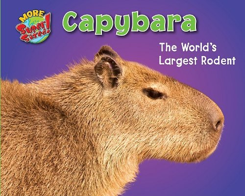 Capybara: The World's Largest Rodent 9781936087310