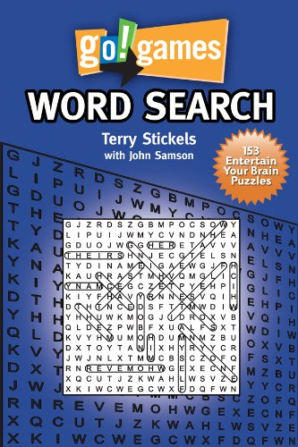Go! Games Word Search 9781936140091