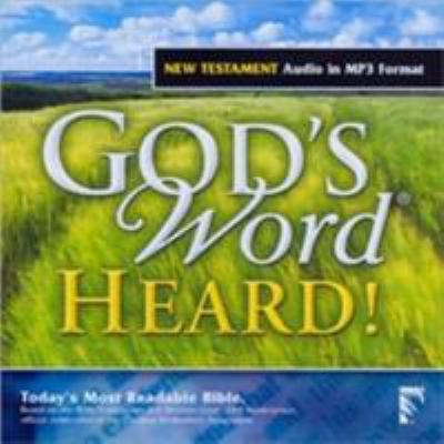 God's Word Heard Bible-GW