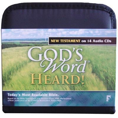 God's Word Heard New Testament-GW 9781932587555