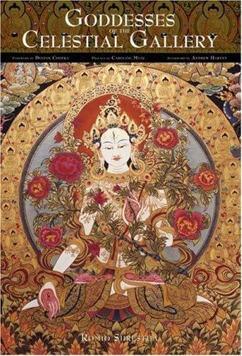 Goddesses of the Celestial Gallery 9781932771893