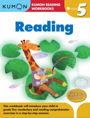 Grade 5 Reading 9781934968956