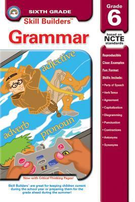 Grammar, Grade 6 9781932210132
