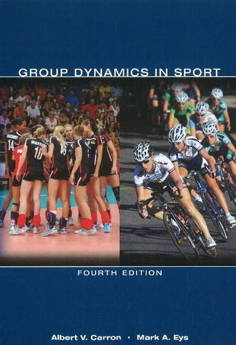 Group Dynamics in Sport 9781935412359