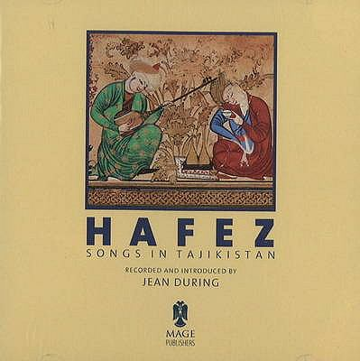 Hafez: Songs in Tajikistan 9781933823300