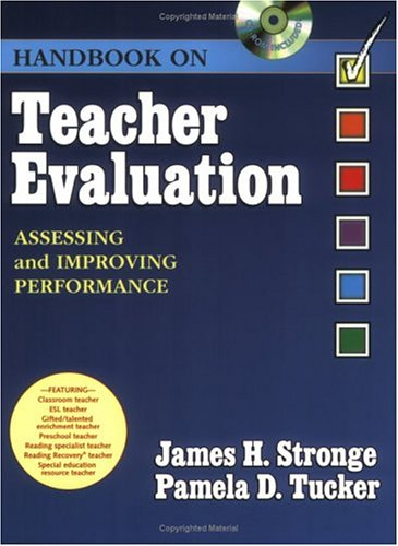 Handbook on Teacher Evaluation [With CDROM] 9781930556584