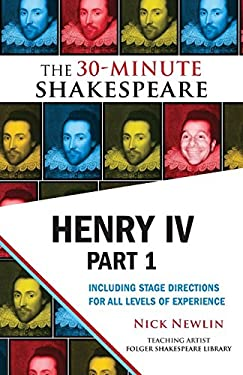 Henry IV, Part 1 9781935550112