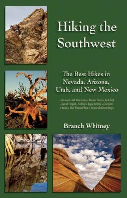 Hiking the Southwest 9781935396369