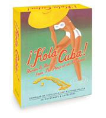 Hola Cuba! Notecards: Rumba & Romance from the Paris of the Caribbean 9781932411089