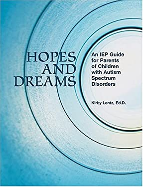 Hopes and Dreams: An IEP Guide for Parents of Children with Autism Spectrum Disorders [With CDROM] 9781931282666