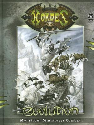 Hordes: Evolution: Monstrous Miniatures Combat 9781933362236