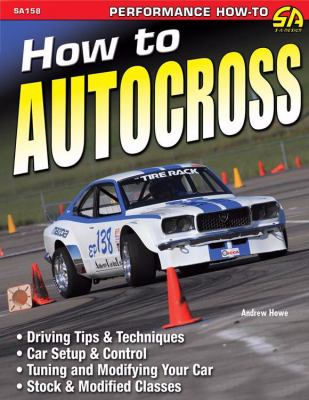 How to Autocross 9781932494839