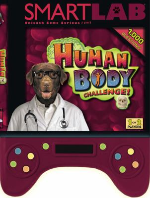 Human Body Challenge [With Electronic Module] 9781932855715