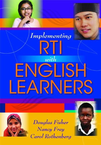 Implementing RTI with English Learners 9781935249979