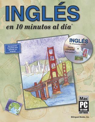 Ingles en 10 Minutos al Dia [With CDROM]