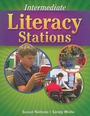 Intermediate Literacy Stations 9781934338421