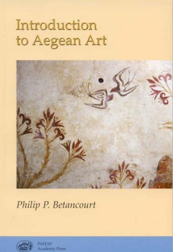 Introduction to Aegean Art 9781931534215