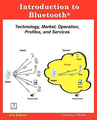 Introduction to Bluetooth, 2nd Edition 9781932813722