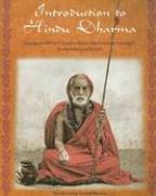 Introduction to Hindu Dharma: Illustrated 9781933316482