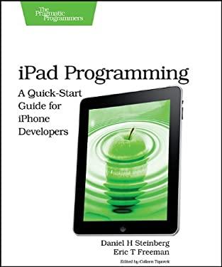 Ipad Programming 9781934356579