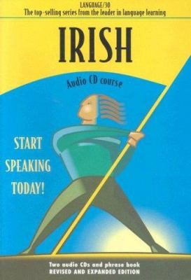 Irish Language/30 With Book [With Book]