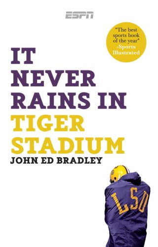 It Never Rains in Tiger Stadium 9781933060675