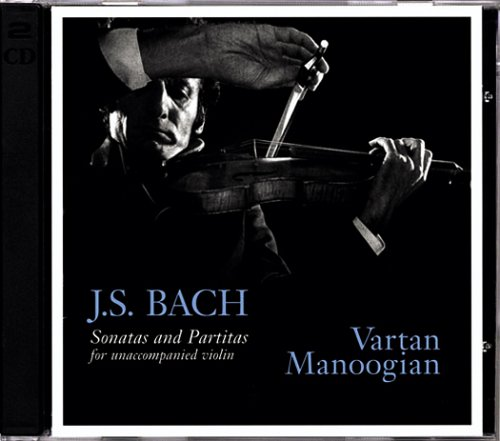 J. S. Bach: Sonatas and Partitas for Unaccompanied Violin 9781931569057