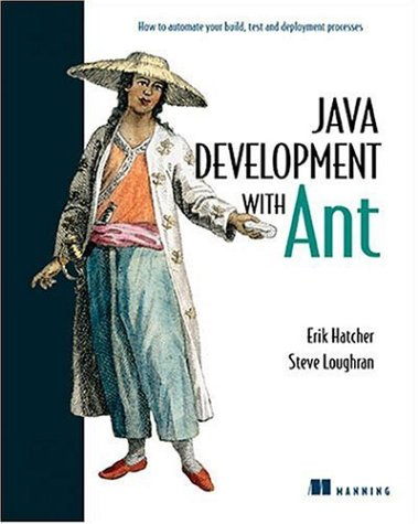 Java Development with Ant 9781930110588