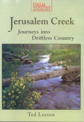 Jerusalem Creek: Journeys Into Driftless Country 9781932378733