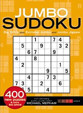 Jumbo Sudoku 9781933405391