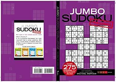 Jumbo Sudoku Challenge 9781933821016